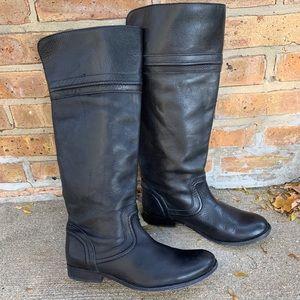 Frye Melissa Trapunto Tall Riding Boot - Sz 7
